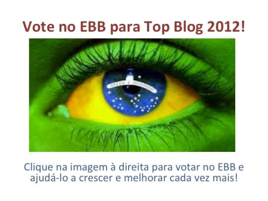 Se você curte o blog Educação Bilíngue no Brasil, participe da votação do prêmio Top Blogs 2012
