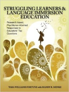 Language Immersion Education Struggling Learners