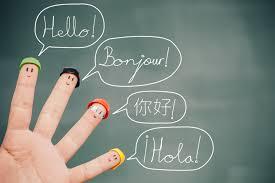 bilingual fingers