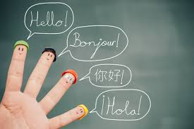 bilingual fingers