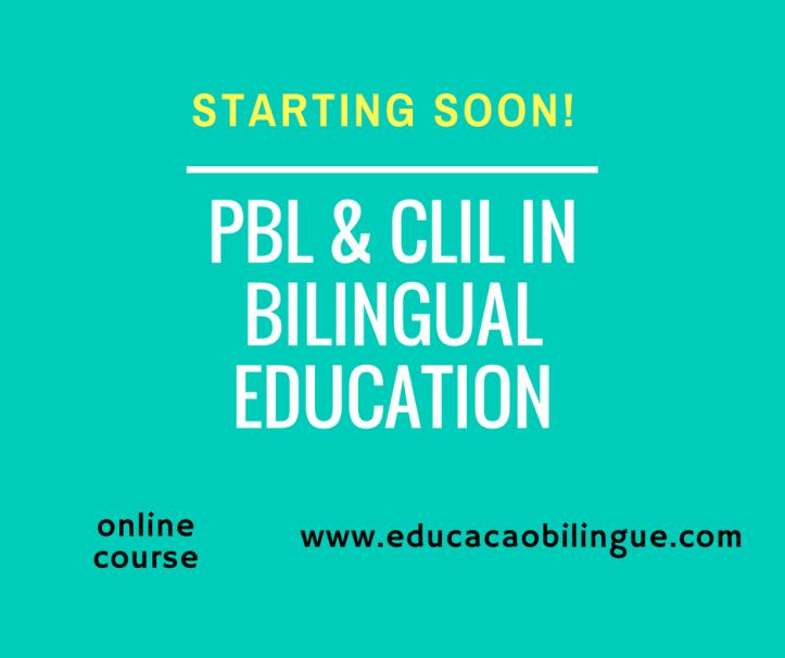 PBL & CLIL inbilingual education